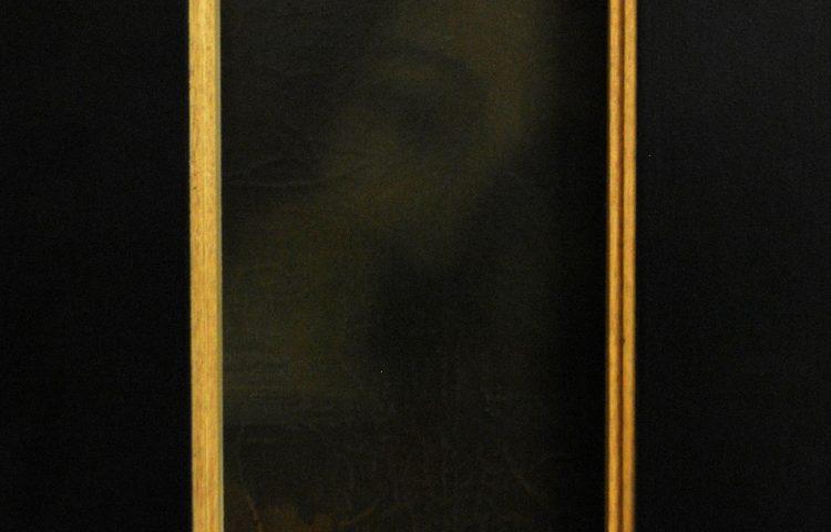 Anima, 2009.Olio su tela, cm 60x40