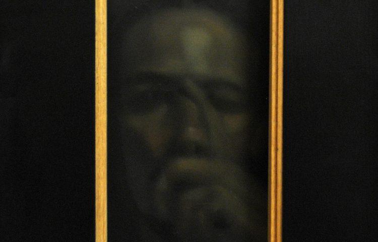 Animus, 2009. Olio su tela,60x40