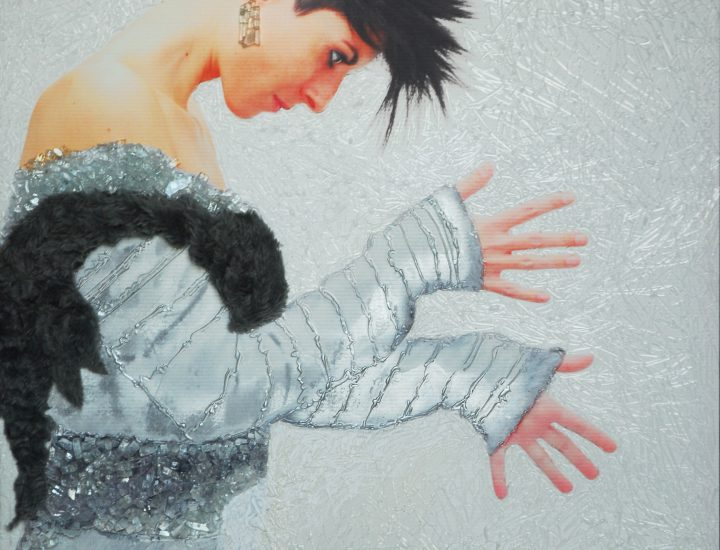 Winter, 2011-2012, tecnica mista, cm 100x70